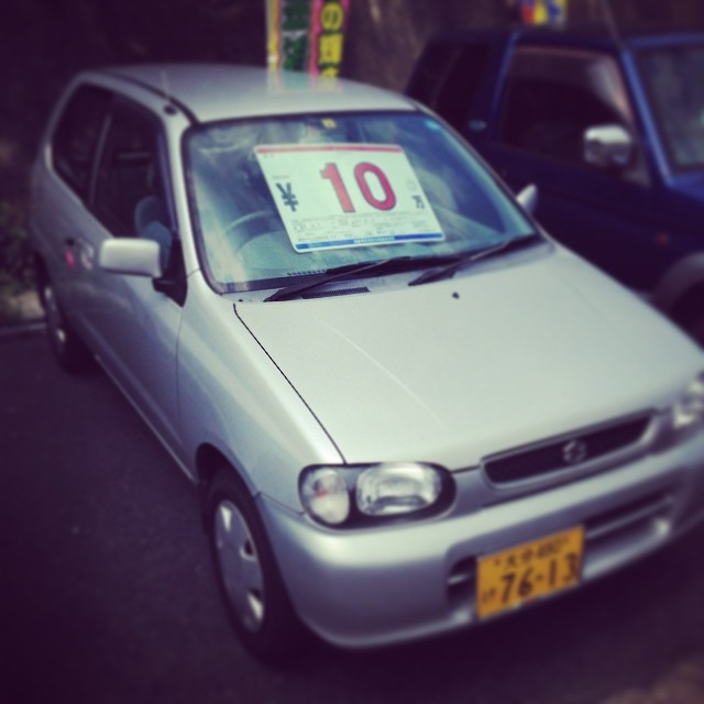 Japanese Kei car